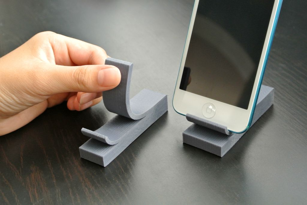 3d printed phone stand